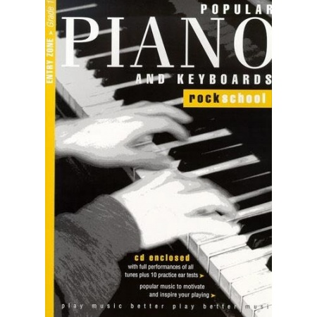 Rockschool Piano Grado 1