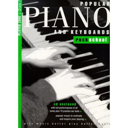 Rockschool Piano Grado 2