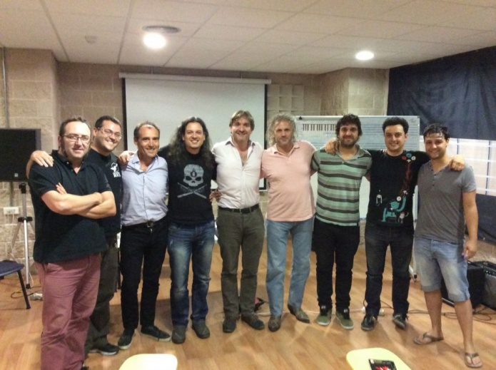 Finaliza el curso del Teaching Diploma Level 6 de RockSchool