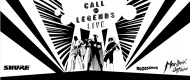 Concurso Call For Legends Live de Shure